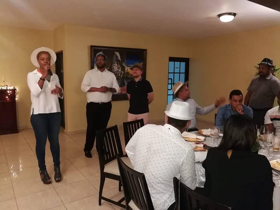 Cena Navideña CEO Consultoría 2019